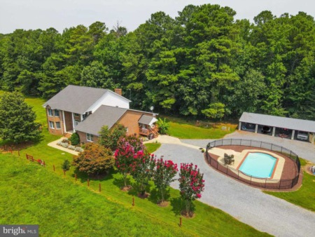 Just Listed - 20455 Bowles Rd, Colton Point