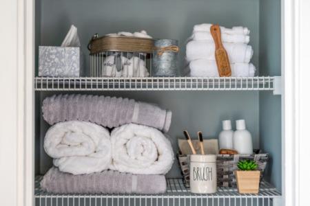 Bathroom Organization Ideas That Cut The Clutter
