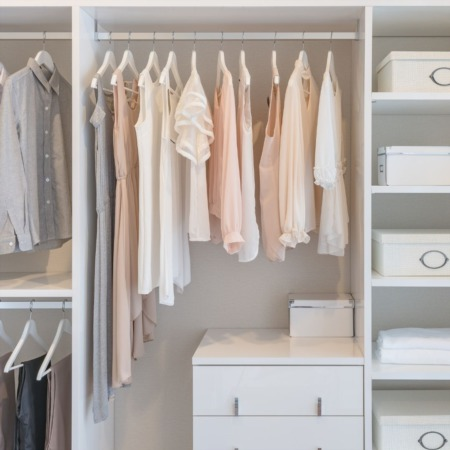 Store Clothes In Your Closet, Not Dust