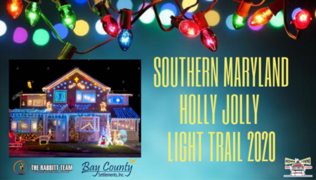 Holly Jolly Light Trail