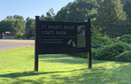 Spend a Day at St. Mary's State Park