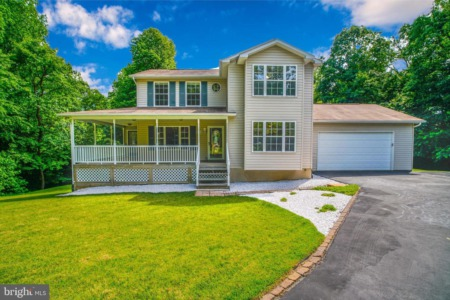 Just Listed - 12149 Wagon Ln, Lusby