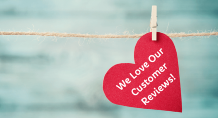 Leave us a review!