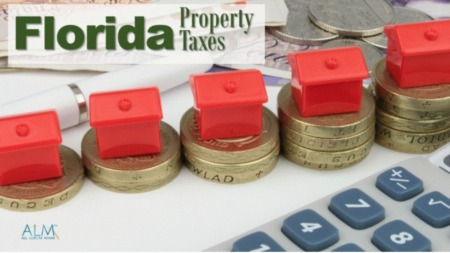 Florida Property Tax Bill