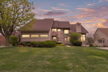 Entertainer's Dream Home For Sale in Farmington Hills
