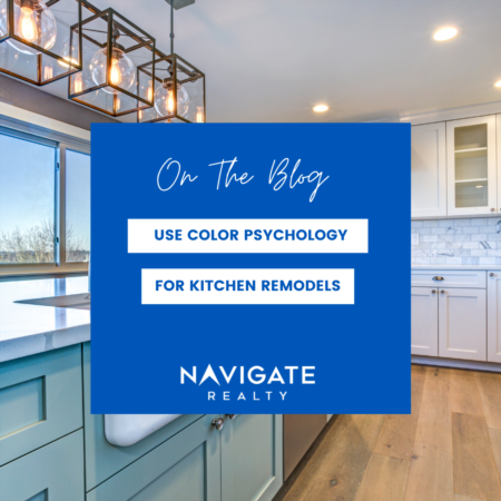 Color Psychology For Kitchen Remodel
