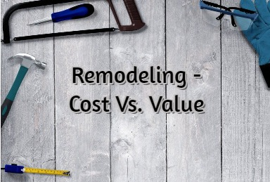 Real Estate Cost Vs. Value Remodeling 2006