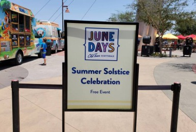 Scottsdale Summer Solstice Celebration 2021
