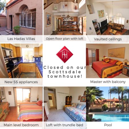 Scottsdale Condo for Sale - Las Hadas Villas
