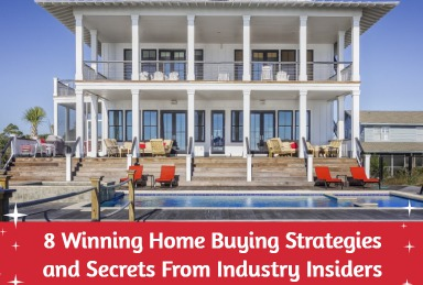 8 HOME BUYING STRATEGIES