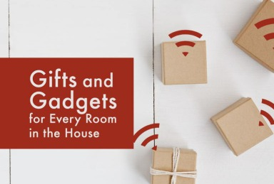 DECEMBER 2019 GIFT IDEAS FOR EVERY ROOM IN THE HOUSE