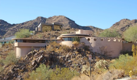Frank Lloyd Wright's Norman Lykes House is on the Market