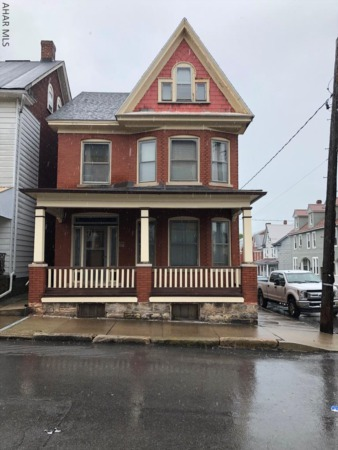 600 4th Avenue, Large 3 Story Home for Sale in Altoona, PA 16602
