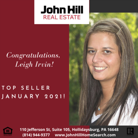 Top Agent Top Seller January 2021