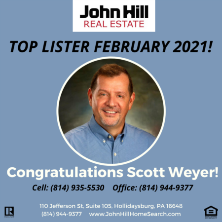 Top Lister February 2021