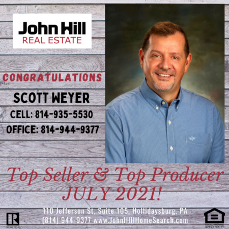 Top Agent July 2021