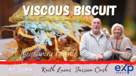 Charleston Restaurant Vicious Biscuit ......Awesome
