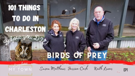 101 Things To Do In Charleston Before You Die - Center for the Birds of Prey