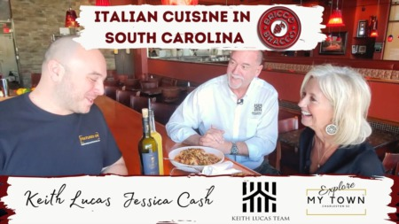 In Charleston, SC and craving delicious authentic Italian cuisine?