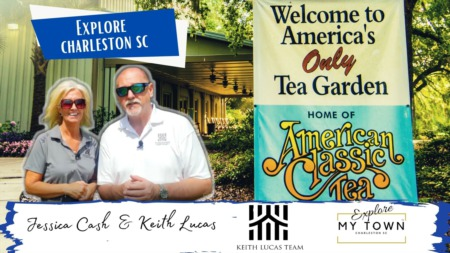 The Home of Classic American Tea is In Charleston |  Explore My Town SC | Charleston Tea Garden