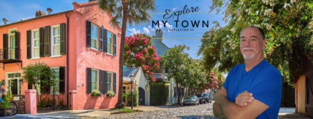 Welcome to Explore My Town - Charleston