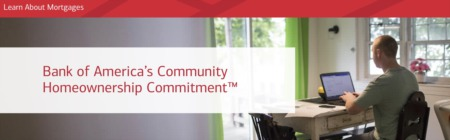 Bank of America's Community Homeownership Commitment