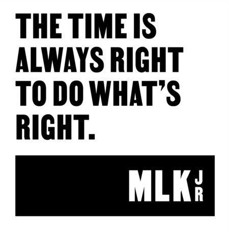 2021 Happy Martin Luther King Day!