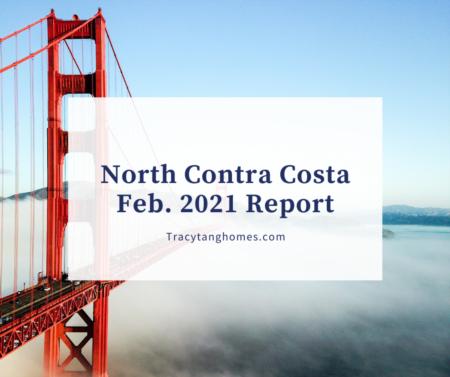 North Contra Costa Feb. 2021 Report