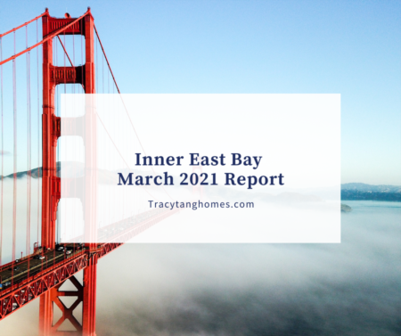 Inner East Bay March 2021 Report