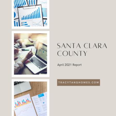 Santa Clara County April 2021 Report