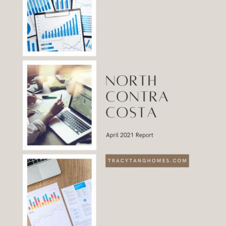 North Contra Costa April 2021 Report