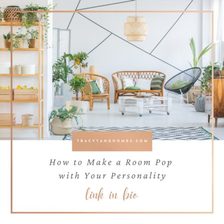 How to Make a Room Pop with Your Personality