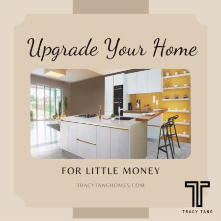 Upgrade Your Home for Little Money
