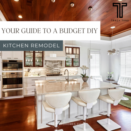 Your Guide to A Budget DIY Kitchen Remodel