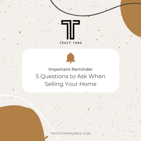 5 Questions to Ask When Selling Your Home