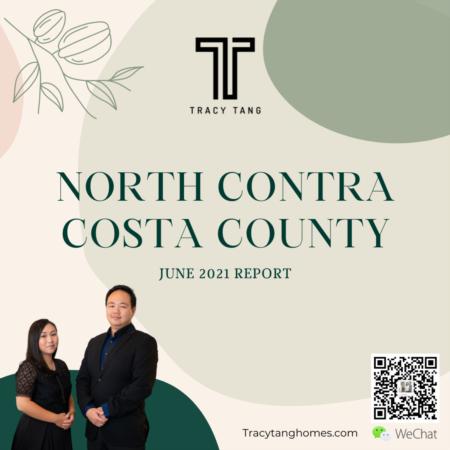 North Contra Costa   June 2021 Report