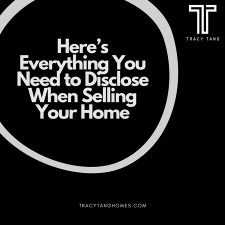Here's Everything You Need to Disclose When Selling Your Home
