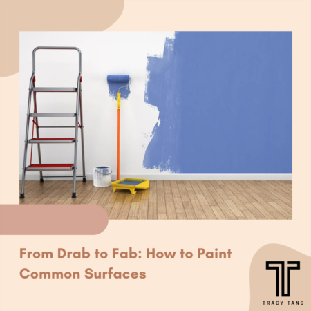 From Drab to Fab: How to Paint Common Surfaces