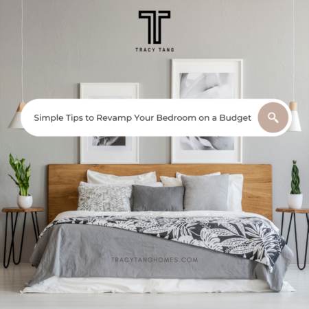 Simple Tips to Revamp Your Bedroom on a Budget