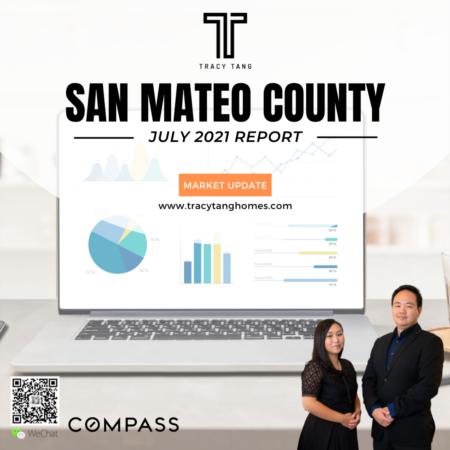 San Mateo County - July 2021 Report