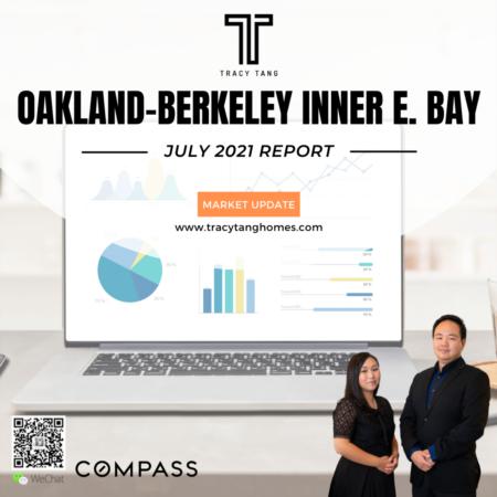 Oakland-Berkeley Inner E. Bay - July 2021 Report