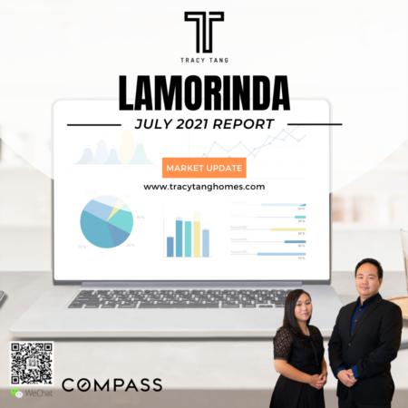Lamorinda - July 2021 Report