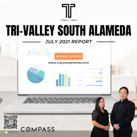 Tri-Valley South Alameda - July 2021 Report