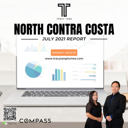 North Contra Costa - July 2021 Report