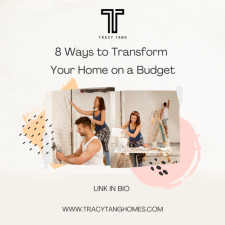 8 Ways to Transform Your Home on a Budget