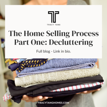 The Home Selling Process Part One: Decluttering