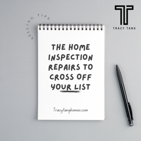 The Home Inspection Repairs to Cross Off Your List