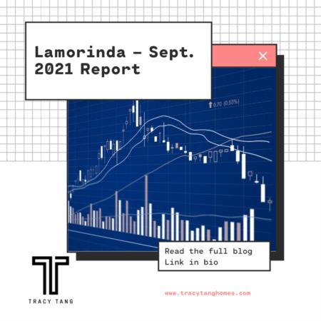 Lamorinda - Sept. 2021 Report
