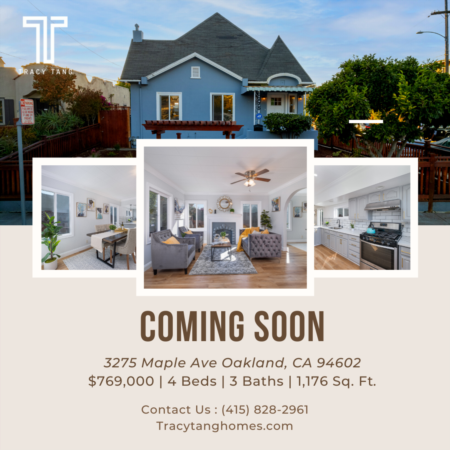 Just Listed -  3275 Maple Avenue