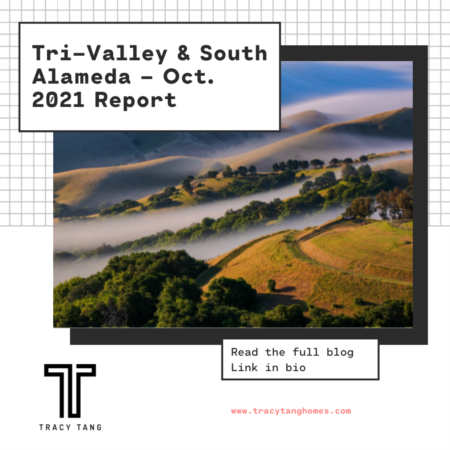 Tri-Valley & South Alameda - Oct. 2021 Report